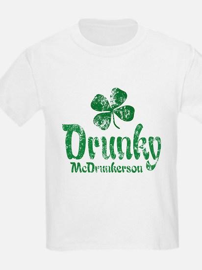 Drunky McD T-Shirt