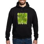 shamwow2-faded Hoodie (dark)