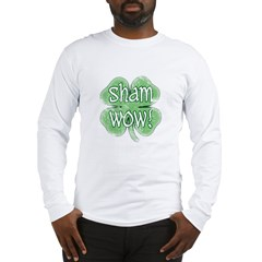 vintage sham wow Long Sleeve T-Shirt