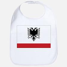 Albania Naval Ensign Bib