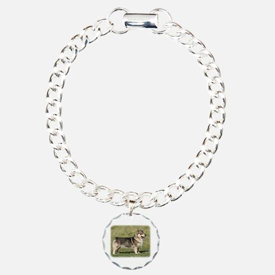 Swedish Vallhund 9Y767D-057 Bracelet
