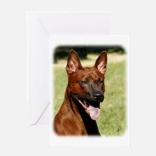 Thai Ridgeback 9Y815D-019 Greeting Card