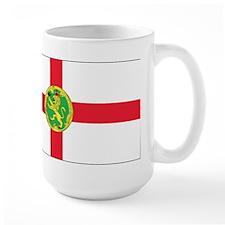 Alderney Flag Coffee Mug