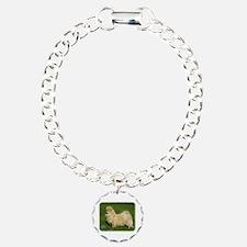 Tibetan Spaniel 9T070D-058 Bracelet