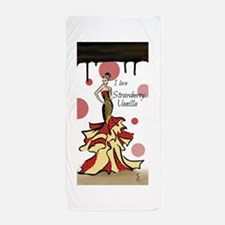 Funny Flavour Beach Towel