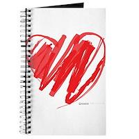 Crayon Heart Journal