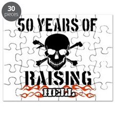 50 years of raising hell Puzzle