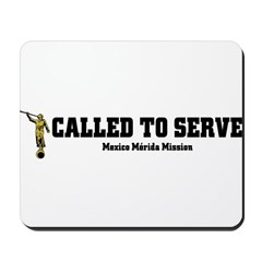 Mexico Merida LDS Mission Cal Mousepad