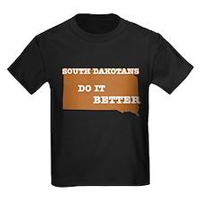 South Dakotans Do It Better T