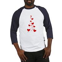 Heart Tree Baseball Jersey
