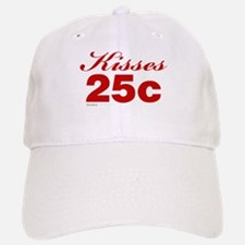 Kisses 25c Baseball Baseball Cap