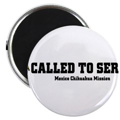 Mexico Chihuahua LDS Mission Magnet