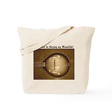 A style mandolin Tote Bag