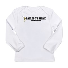 Jamaica Kingston LDS Mission Long Sleeve Infant T-