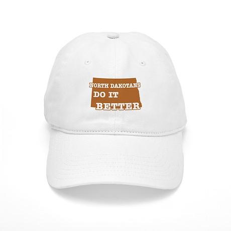 North Dakotans Do It Better Cap