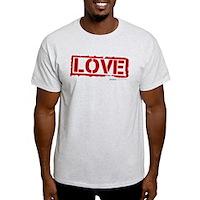 Love Stamp Light T-Shirt