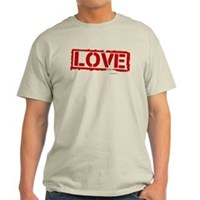 Love Stamp Light T-Shirt