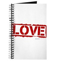 Love Stamp Journal