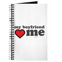 My Boyfriend Loves Me Journal