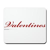 Valentines Mousepad