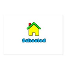 Homeschooled Postcards (Package of 8)