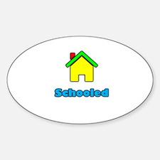 Homeschooled Decal