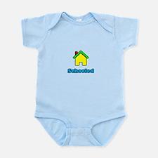 Homeschooled Infant Bodysuit