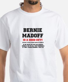 BERNIE MADOFF IS A GOOD GUY - FUNERALS, KOSHER