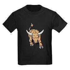 Horned Bull T
