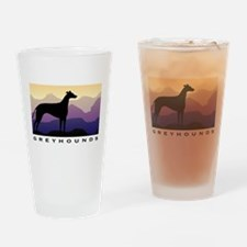 Unique Rescued breed Drinking Glass