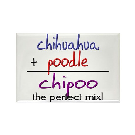 Chipoo PERFECT MIX Rectangle Magnet