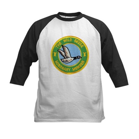 Honorary Wild Geese Kids Baseball Jersey