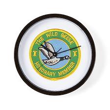 Honorary Wild Geese Wall Clock