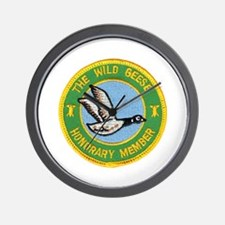 Honorary Wild Geese Wall Clock