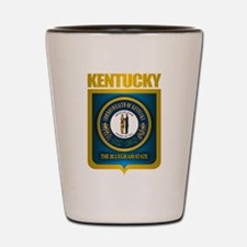 """Kentucky Gold"" Shot Glass"