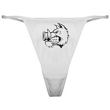 Wild Boar Classic Thong
