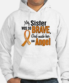 Sister Leukemia Shirts and Apparel Hoodie Sweatshirt