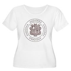 Vintage Andorra T-Shirt