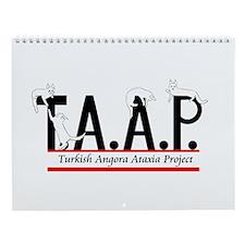 Turkish Angora Wall Calendar