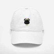 Big Nose Pug Baseball Baseball Cap
