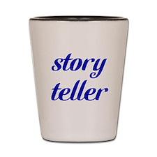 Story Teller Shot Glass