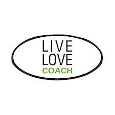 Live Love Coach Patches