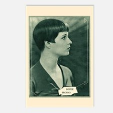 Cool Louise brooks Postcards (Package of 8)
