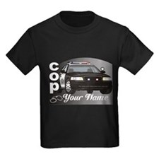 Custom Personalized Cop T