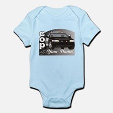Custom Personalized Cop Infant Bodysuit