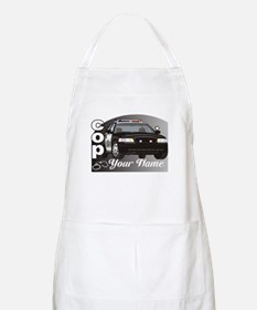 Custom Personalized Cop Apron