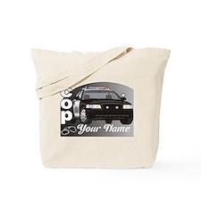 Custom Personalized Cop Tote Bag
