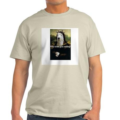 Davinci Goat Ash Grey Shirt