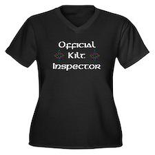 kiltblk Plus Size T-Shirt