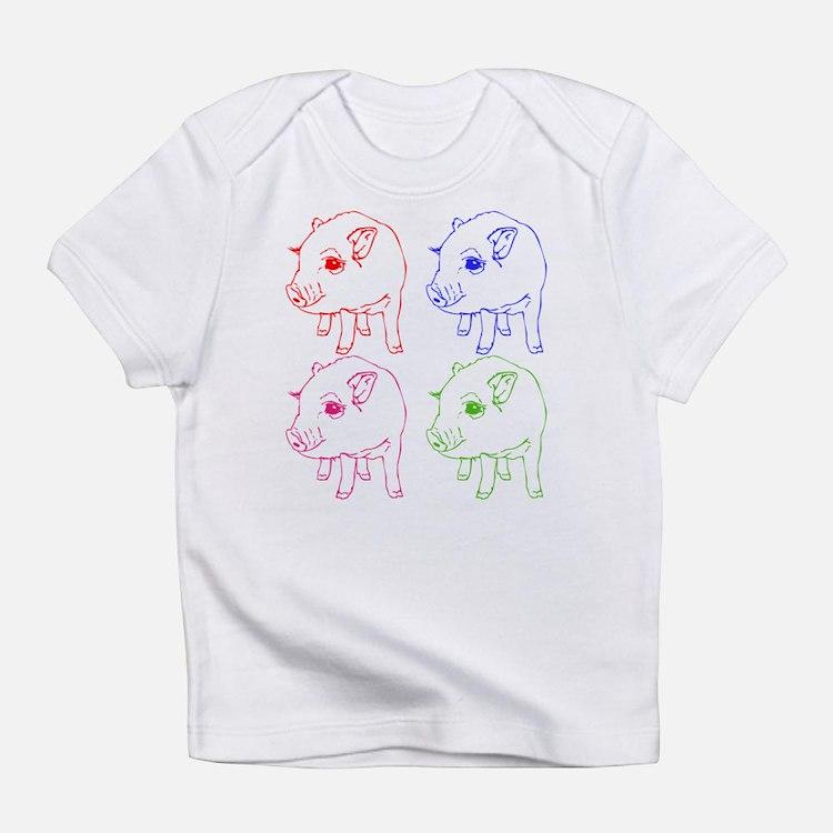 MINI PIG Infant T-Shirt